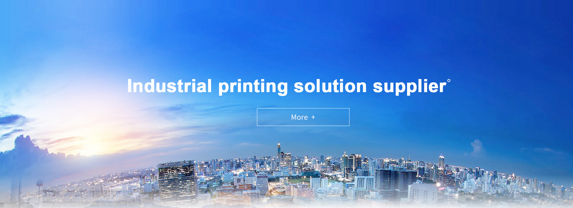 Industrial printing solutions